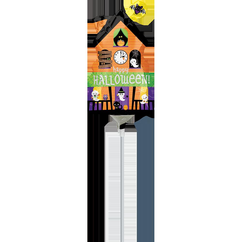 Mini Shape Halloween Haunted House