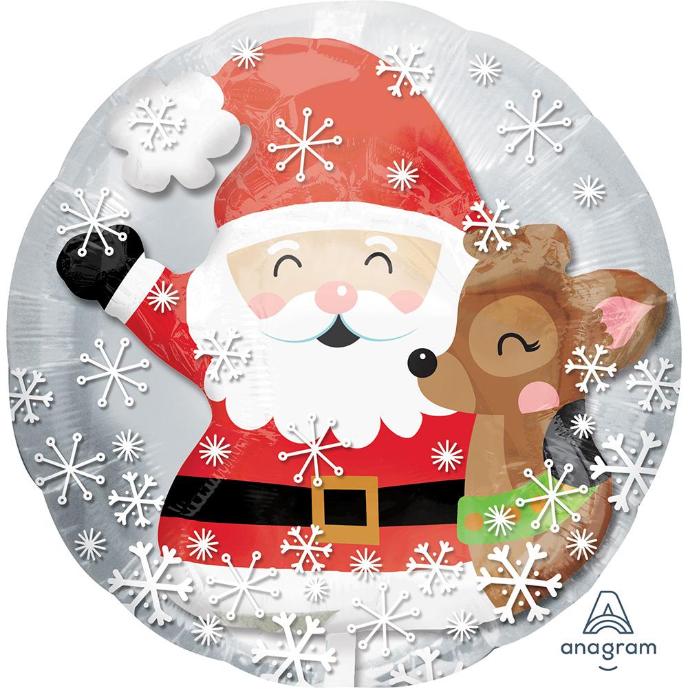Insider™ Santa & Cute Deer