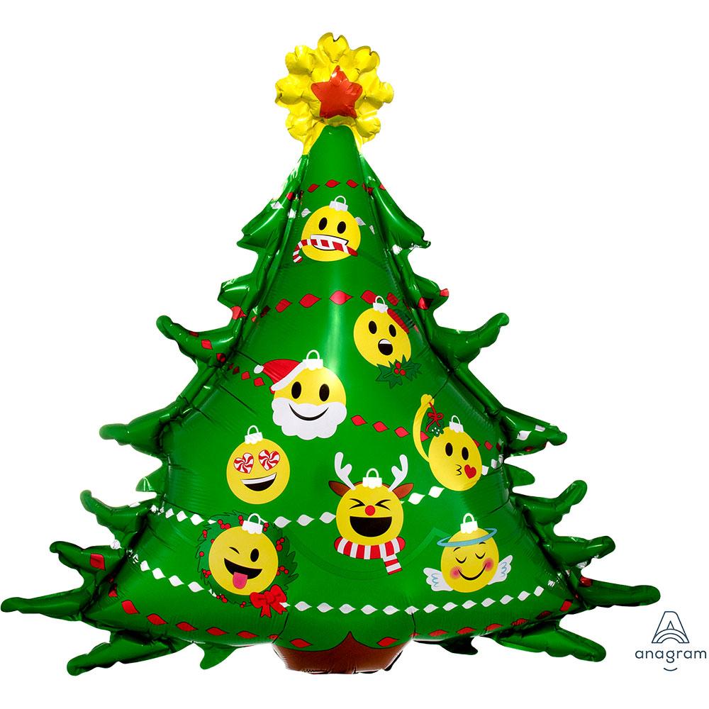 36205 エモティコン クリスマスツリー