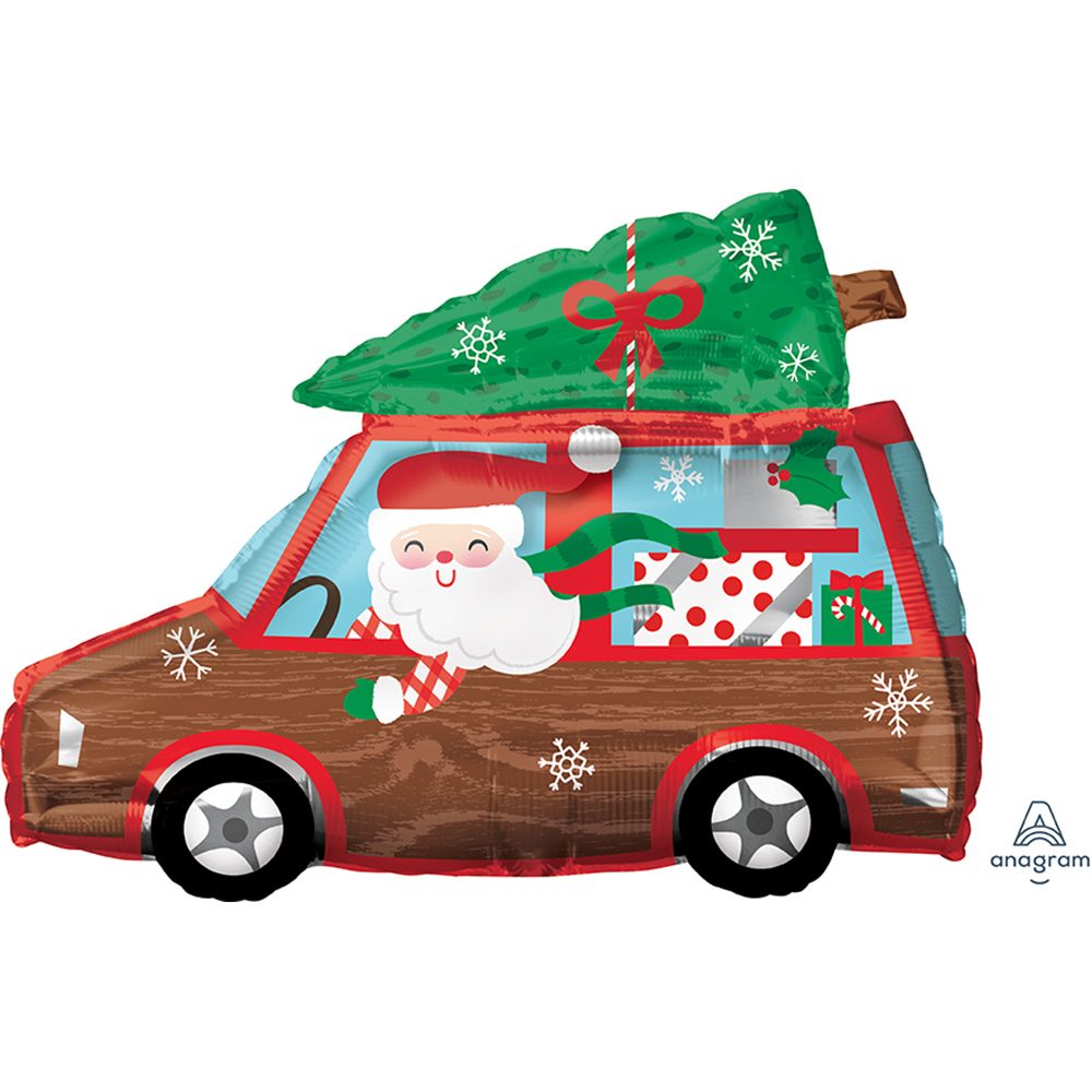 Holiday Station Wagon Junior Shape