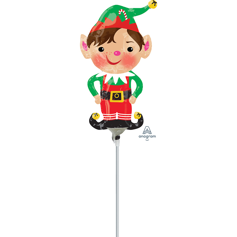 Mini Shape Jolly Christmas Elf