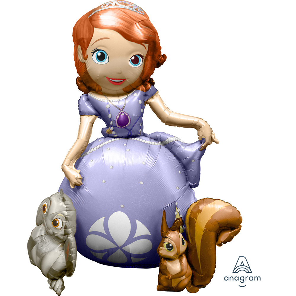 AirWalker Sofia the First