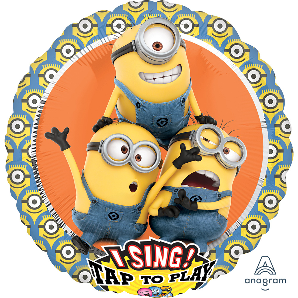 Sing-A-Tune Despicable Me Group