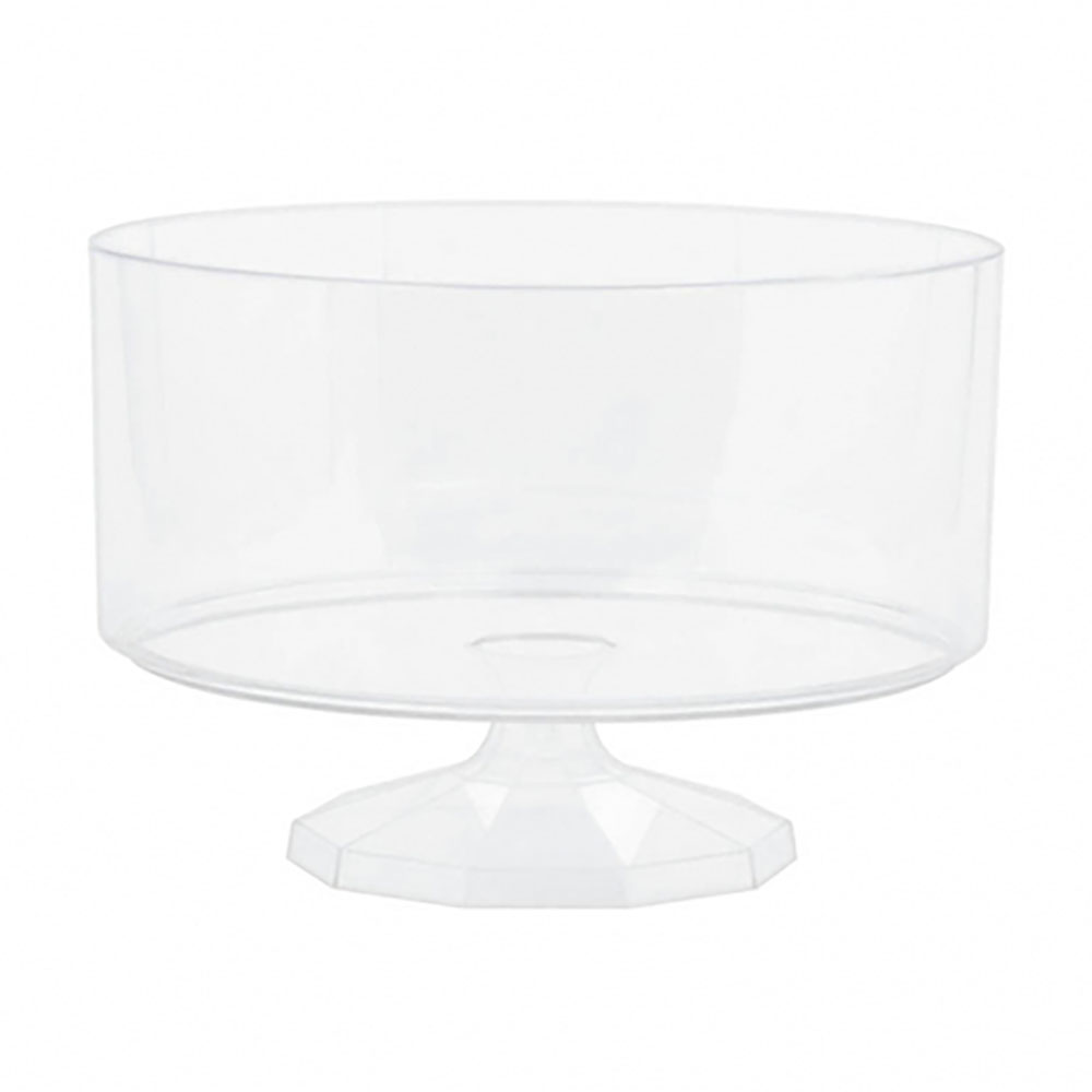 Plastic Triffle Container -Medium