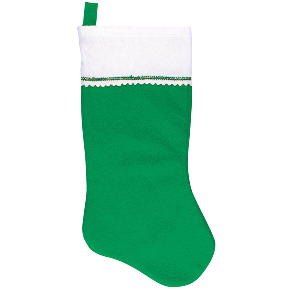 Multi-Pack Stockings Red/Green