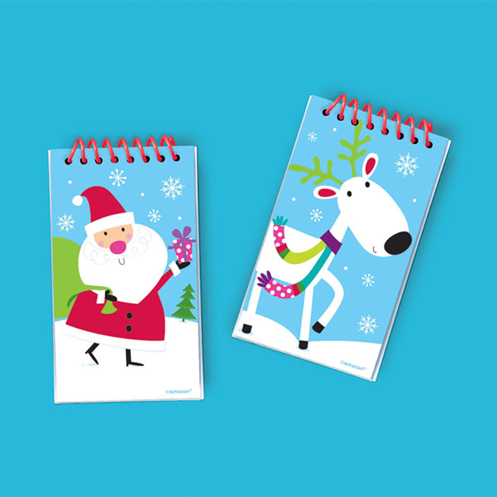 Note Pad Jolly St.Nick