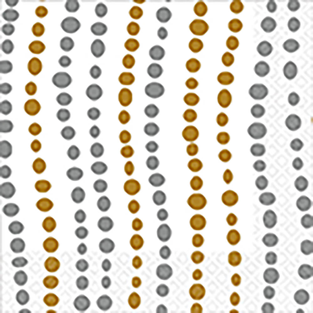 Beverage Napkins Modern Dot