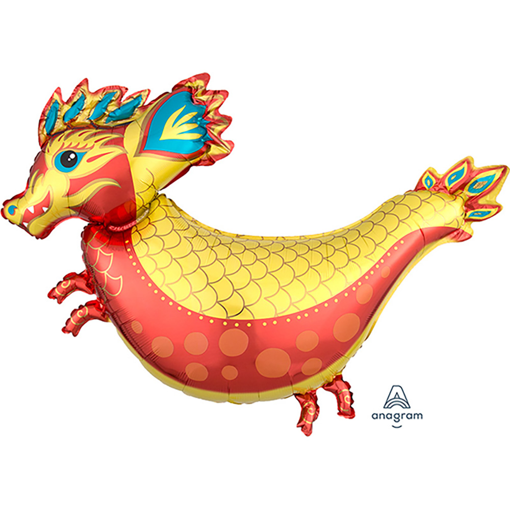 Fiery Dragon Super Shape