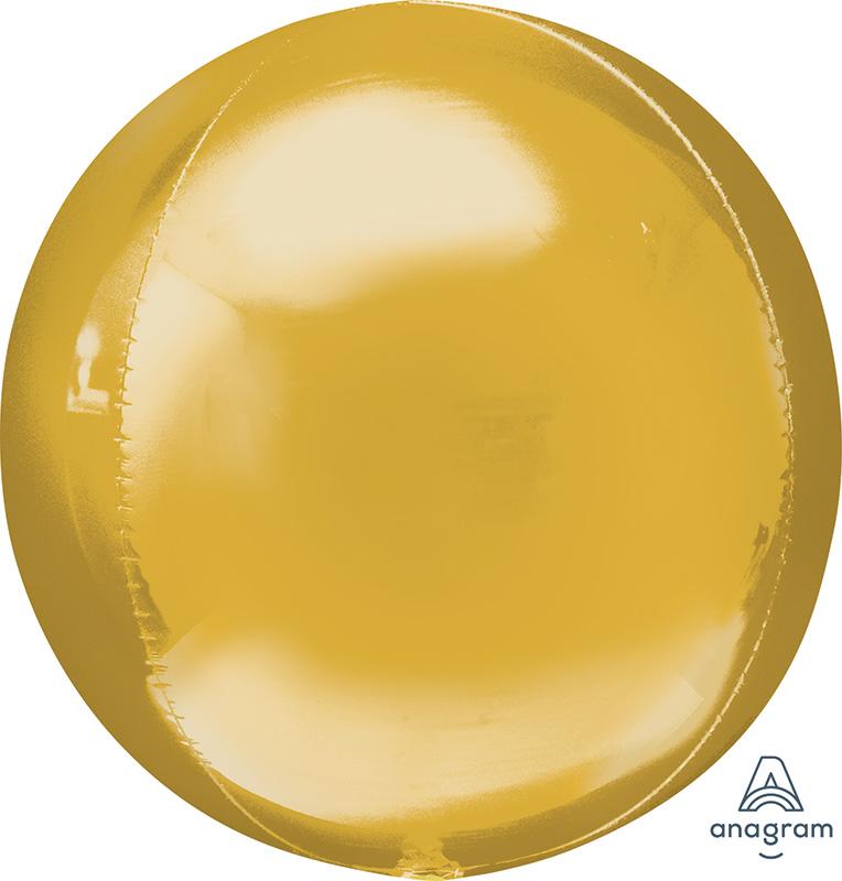 Jumbo Orbz™ Gold