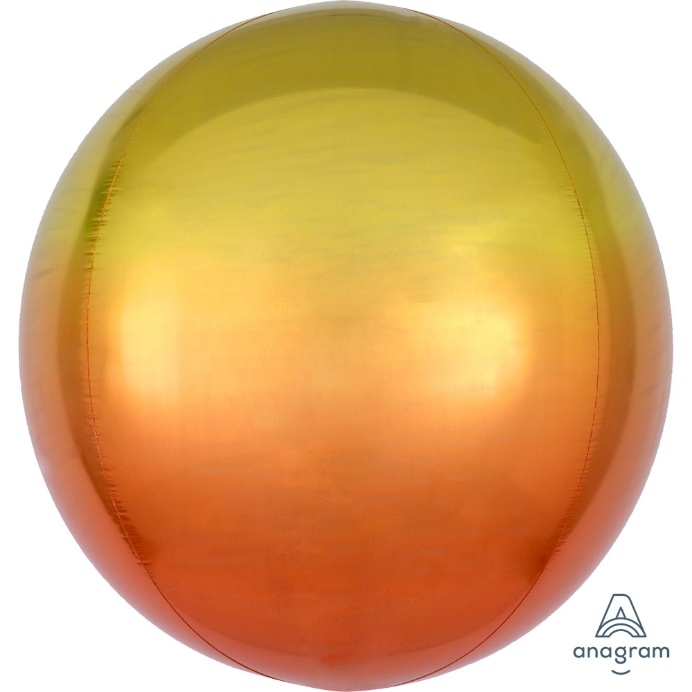 39848 Orbz ombré(イエロー & オレンジ)