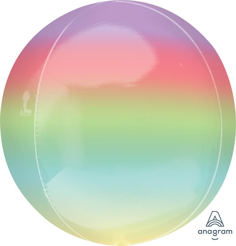 Orbz ombré Rainbow