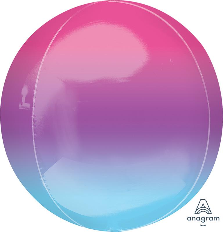 Orbz ombré Purple & Blue