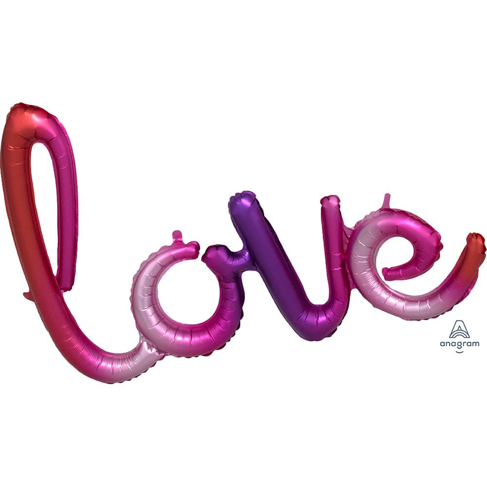 38764 「love」 ombré