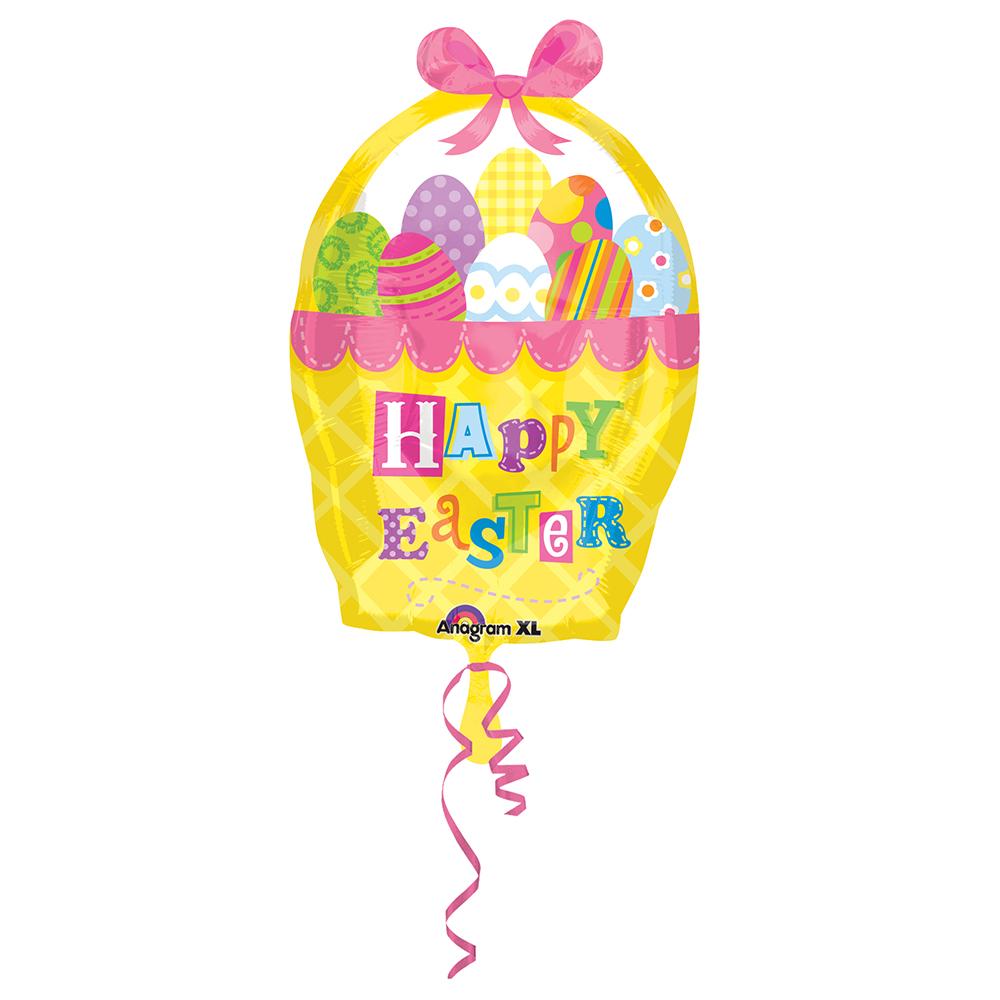 *Easter Basket Junior Shape