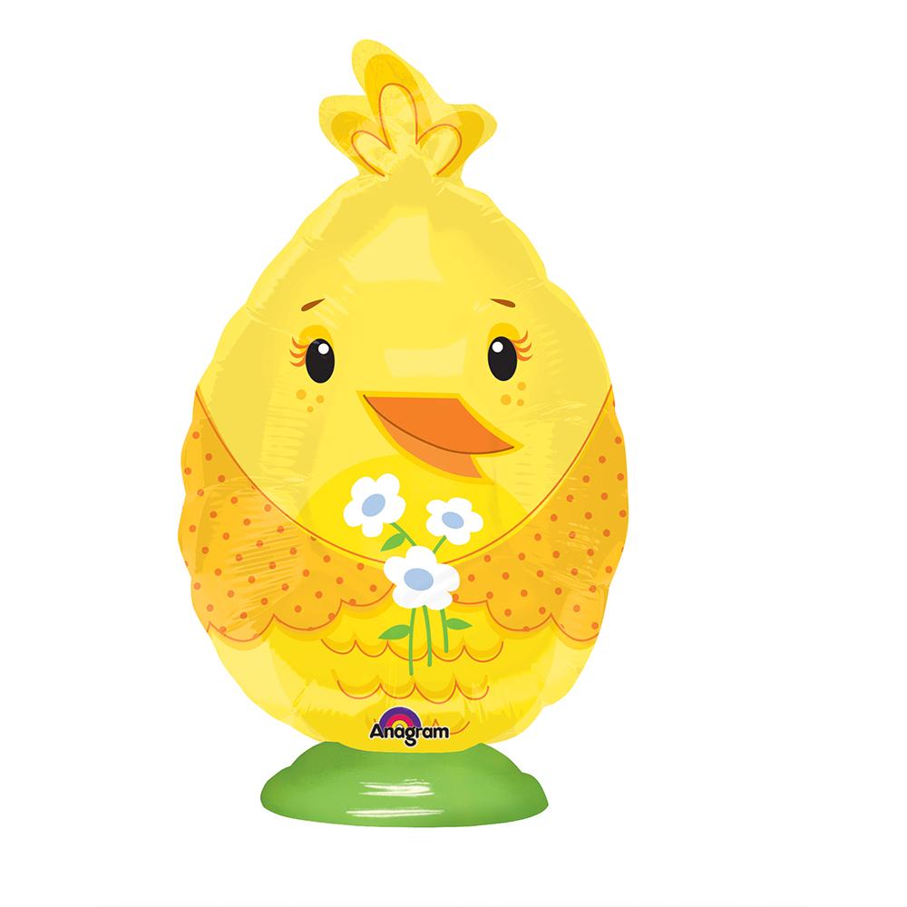 *CI:Balloon Stand-Ups™ Chick