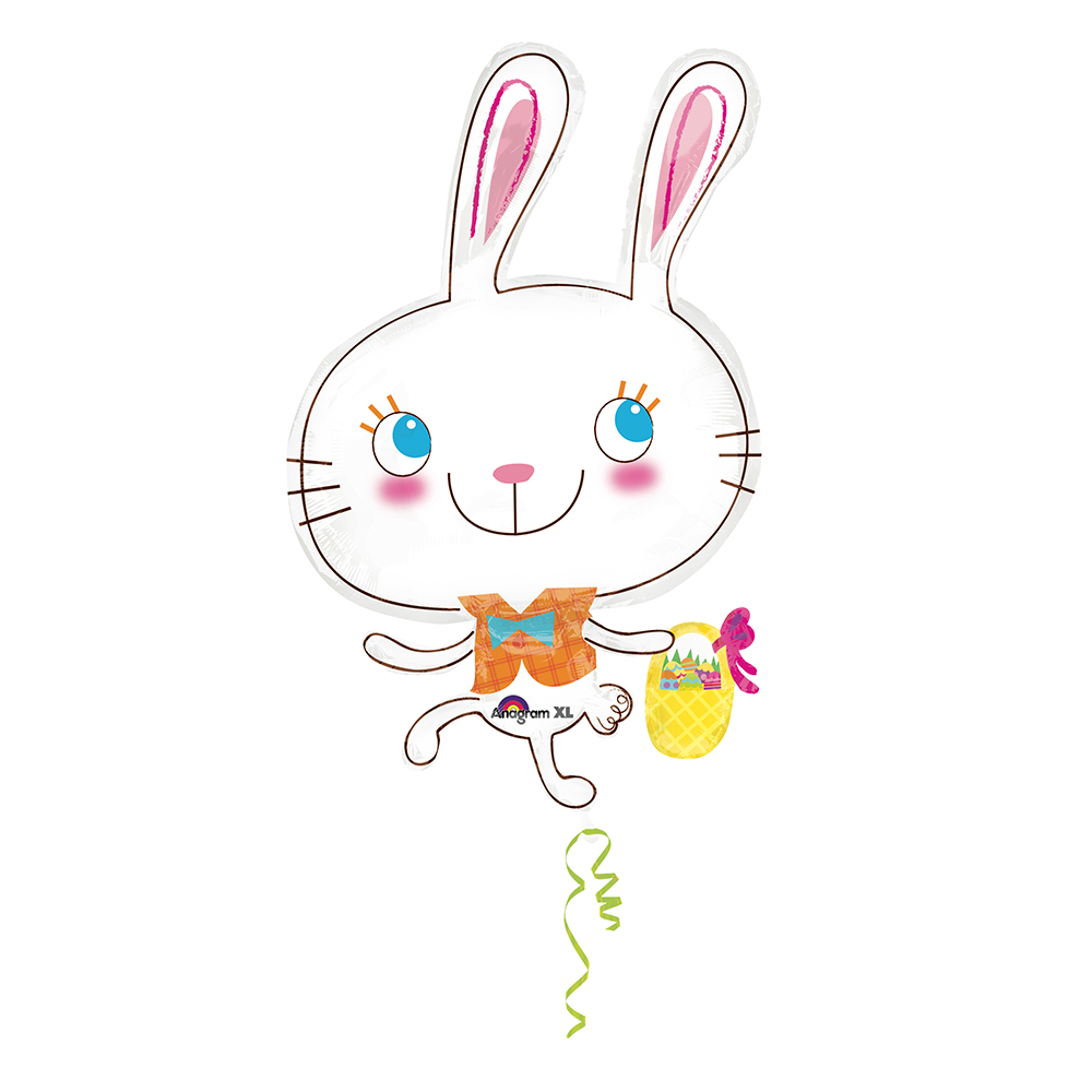 *Cute Bunny with Basket