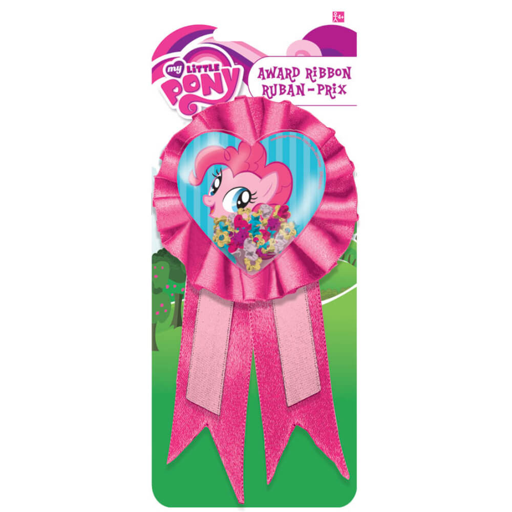 Award Ribbon My Little Pony Friendship