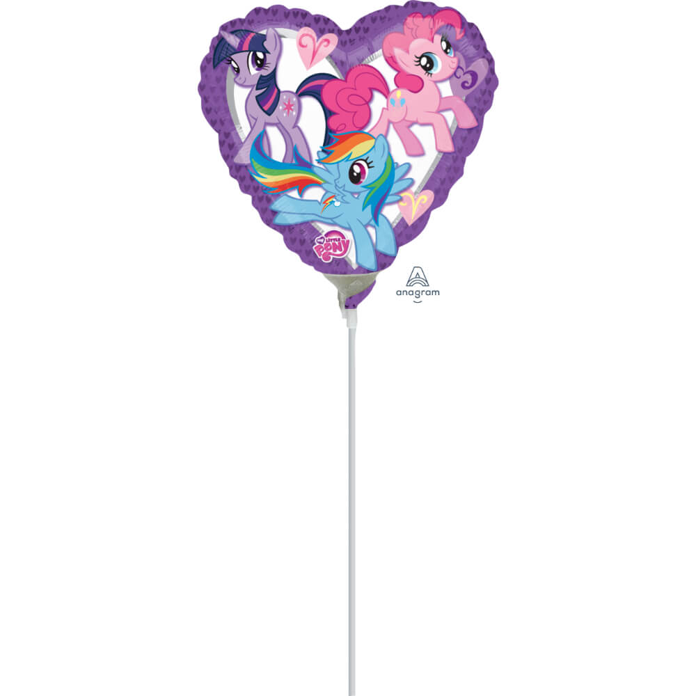 9″ My Little Pony Heart
