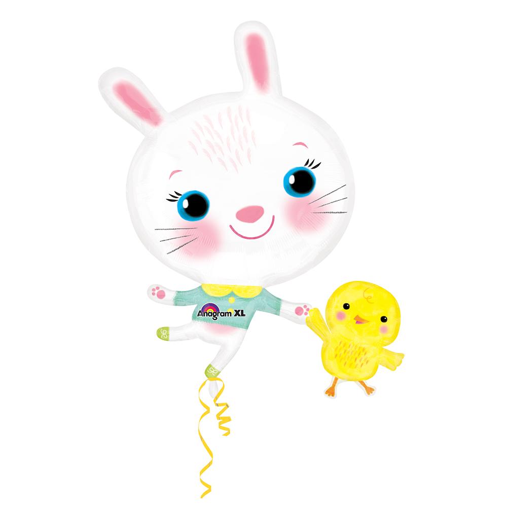 *Bunny & Chick Super Shape