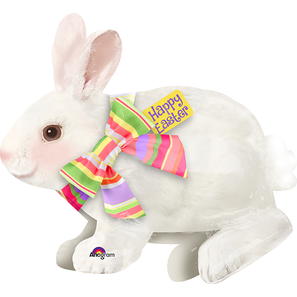 *Easter Bunny with Bow