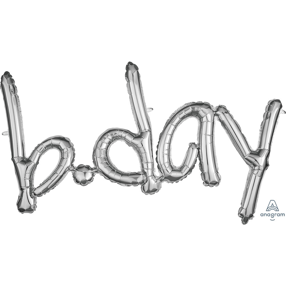36701 「b-day」(シルバー)
