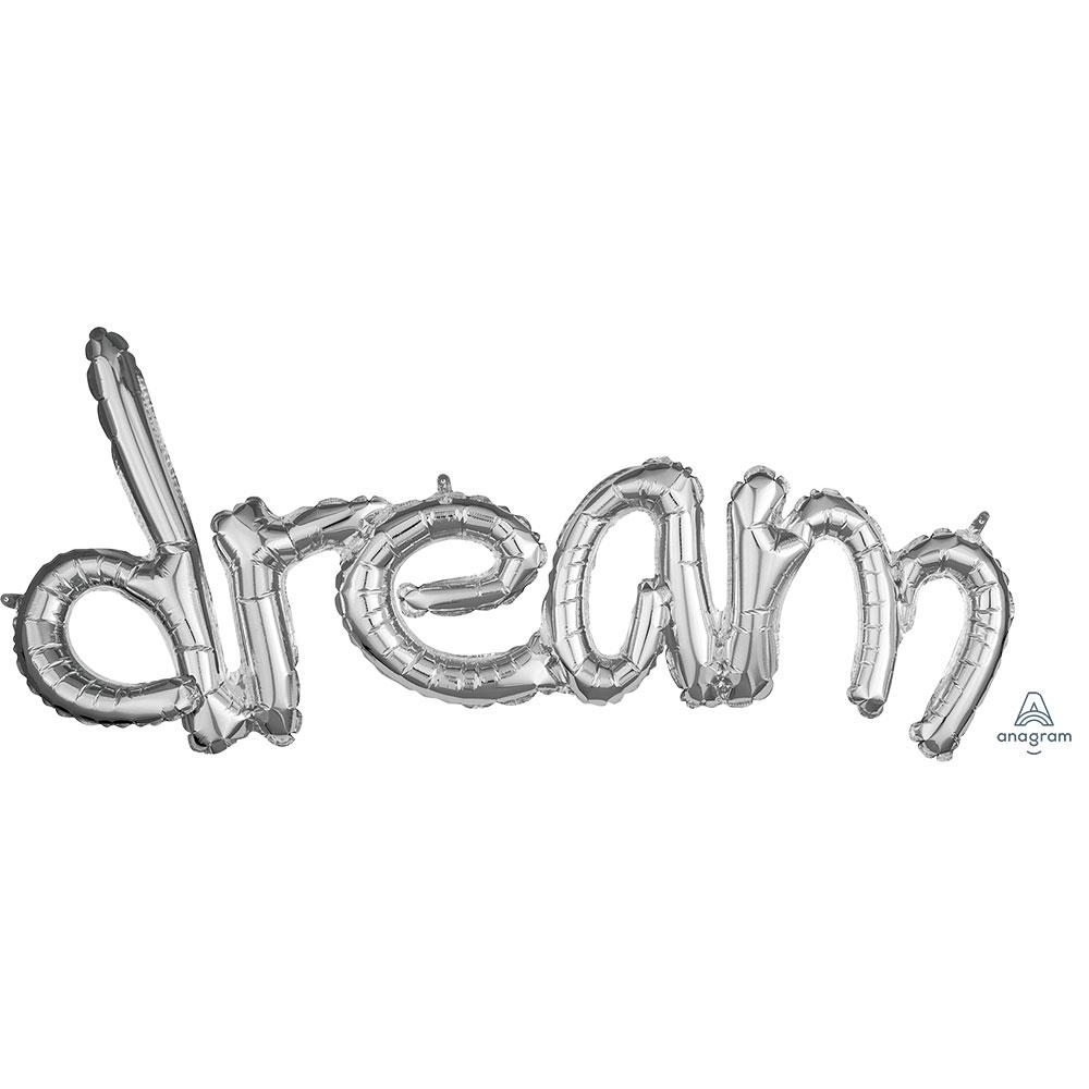 """36703 """"dream"""" (シルバー)"""