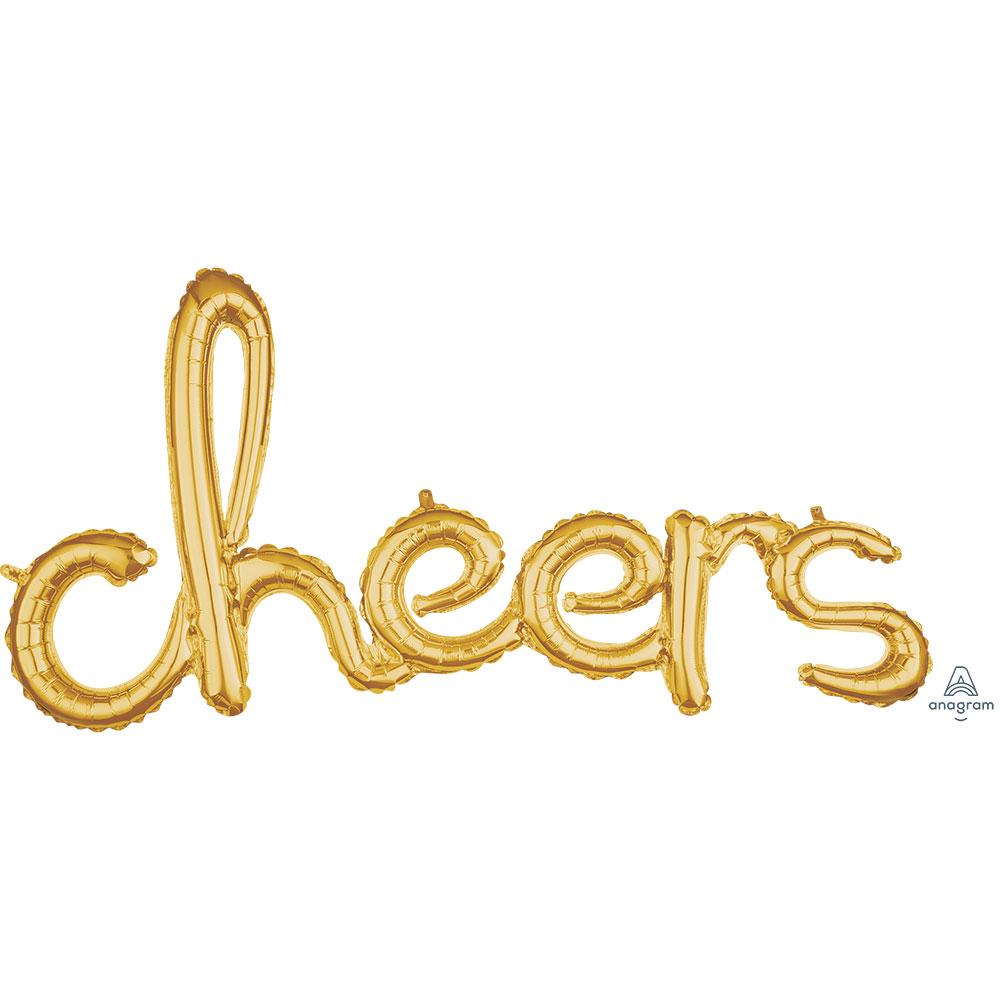 36881 「cheers」(ゴールド)