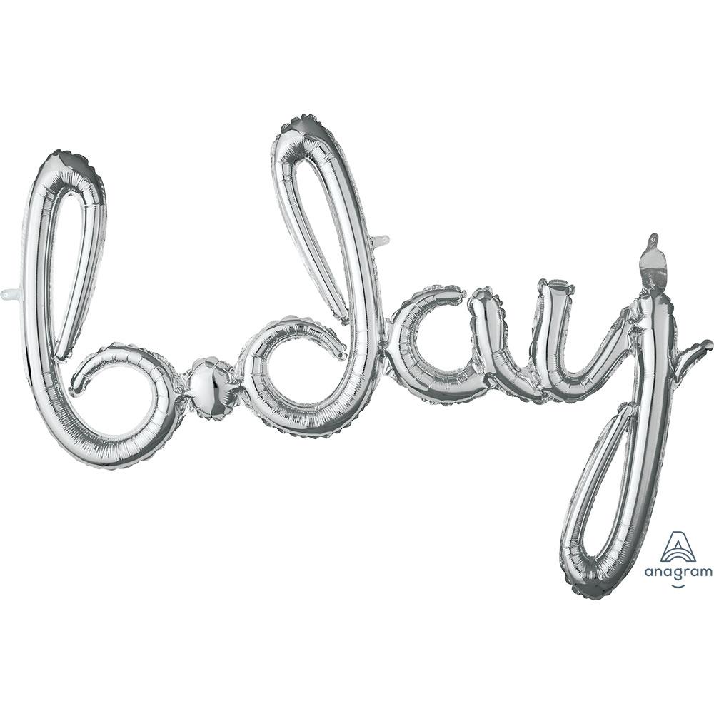 37657 「b-day」(シルバー)