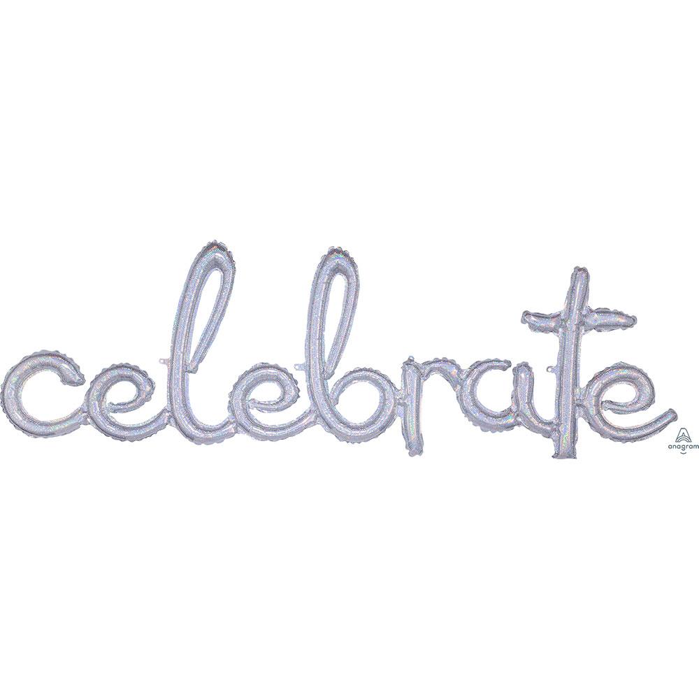 39172「celebrate」(ホログラムスパークル)