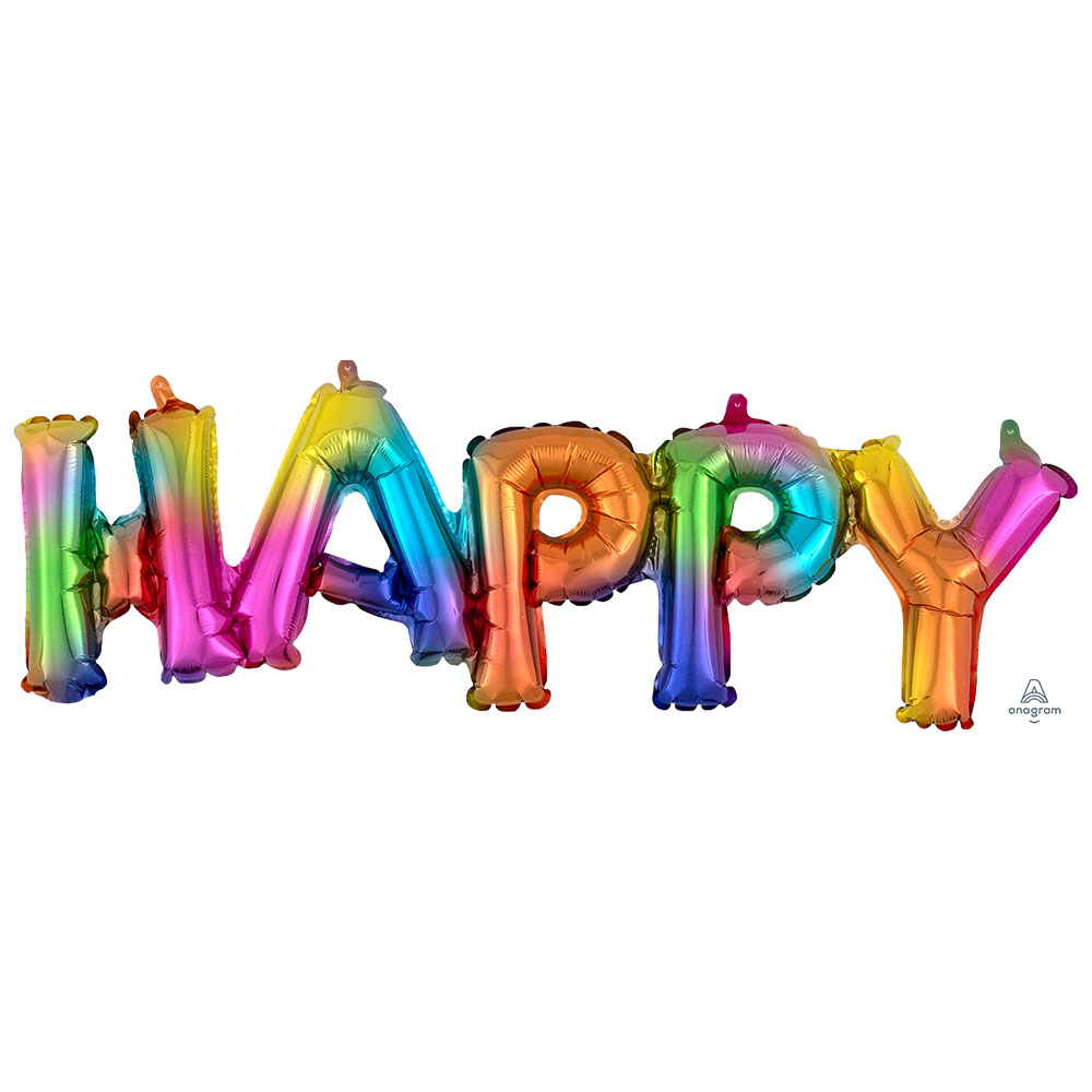 39180 「HAPPY」(Rainbow スプラッシュ)