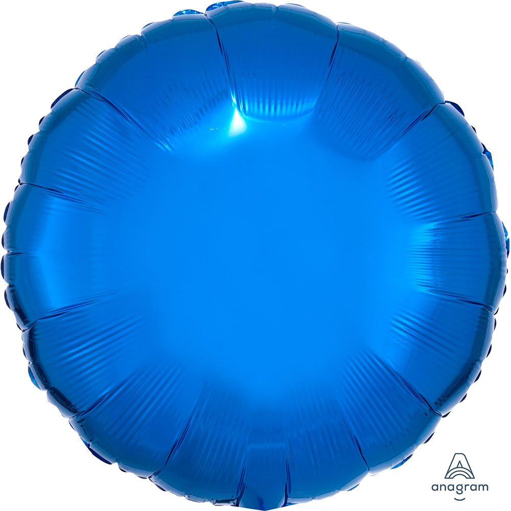 20592 ラウンド(メタリック ブルー)