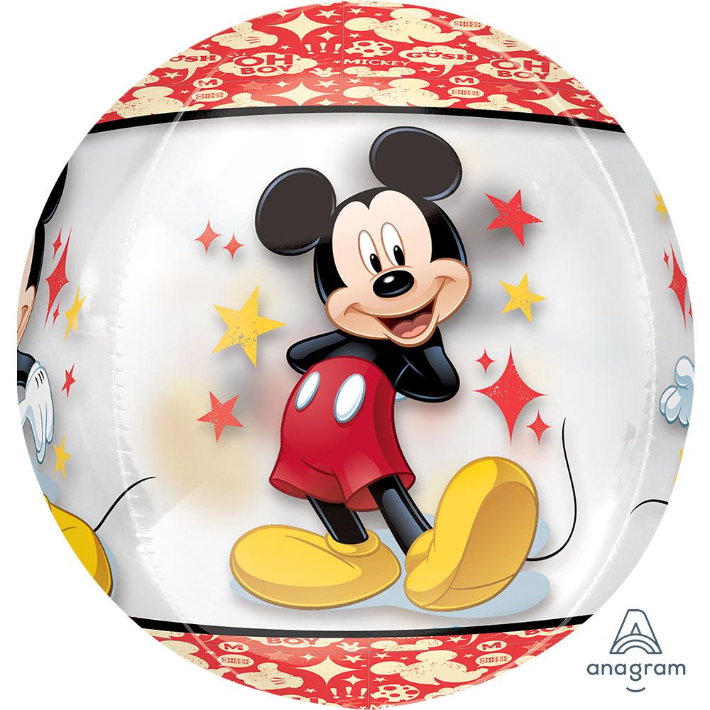34589 Orbz ミッキーマウス
