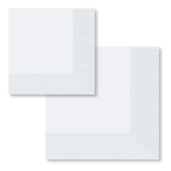 50015.08/51015.08 ナプキン (フロスティ ホワイト)