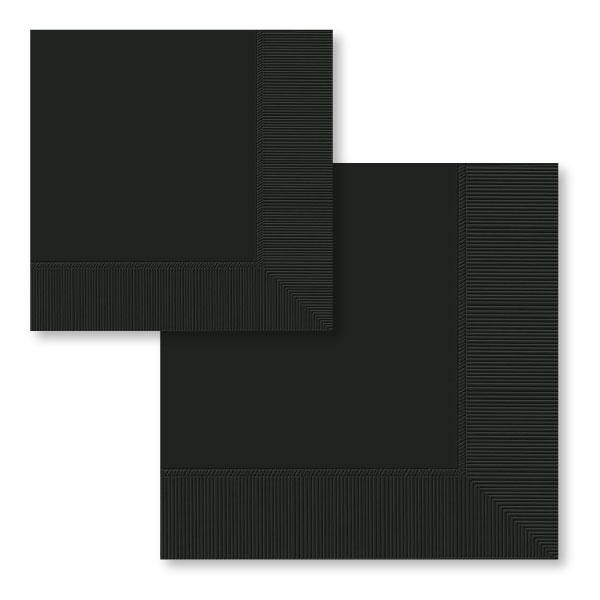 50015.10/51015.10 ナプキン(ジェット ブラック)