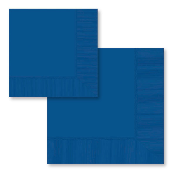 50015.105/51015.105 ナプキン(ブライト ロイヤル ブルー)