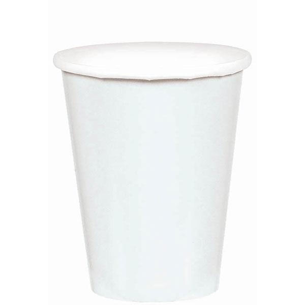 68015.08 9オンスカップ(フロスティ ホワイト)