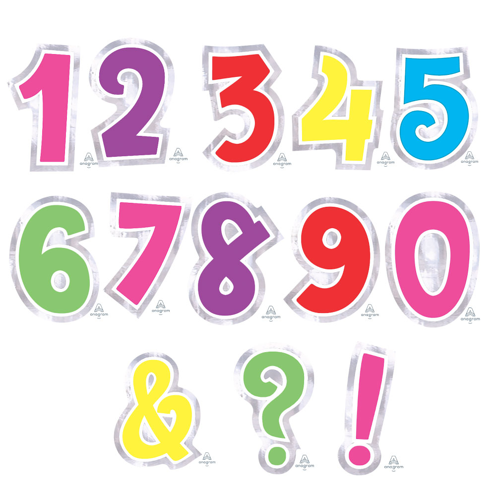 07103~07115 パーソナライズド ナンバー シール