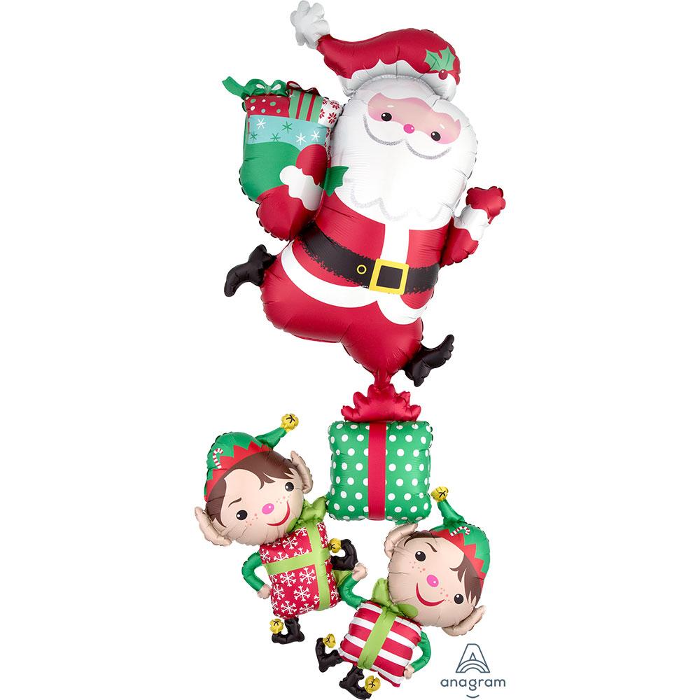 36346 クリスマス キャラクター スタッカー