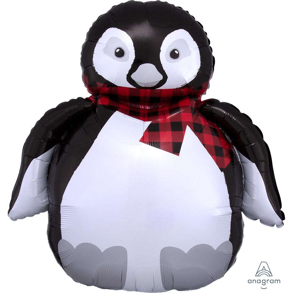 38995 コージー ホリデー ペンギン