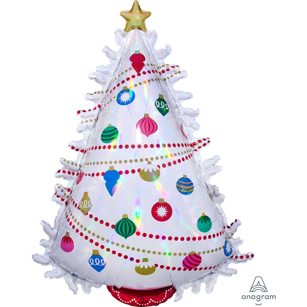 40092 イリディッセント クリスマスツリー