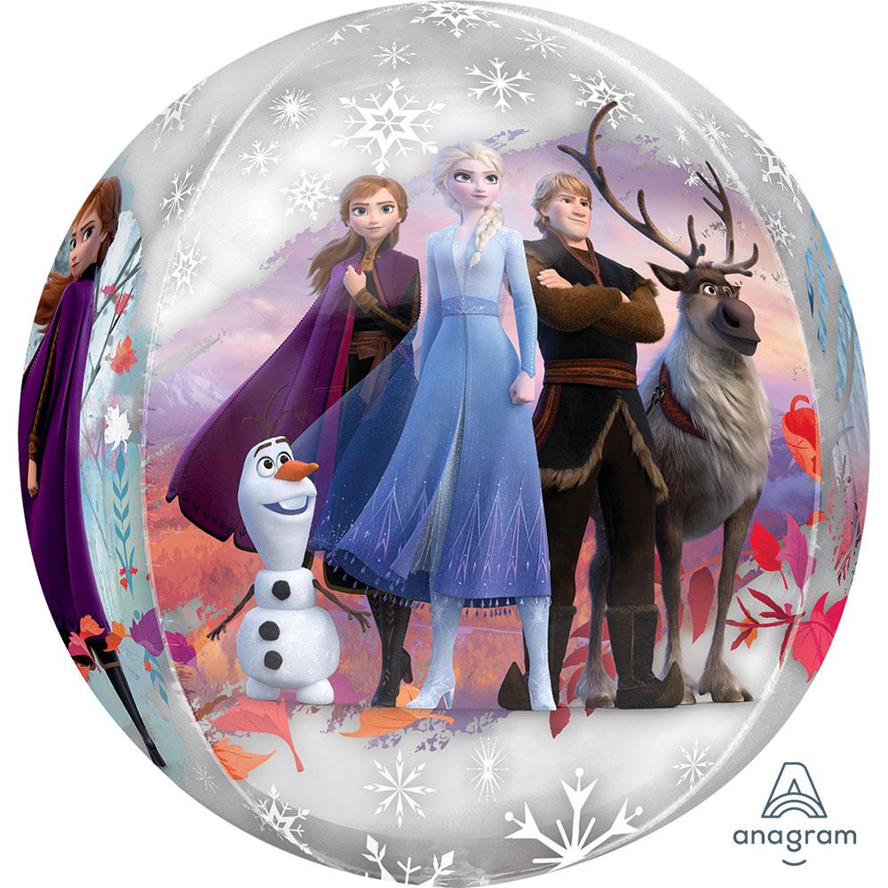 40391 Orbz アナと雪の女王2
