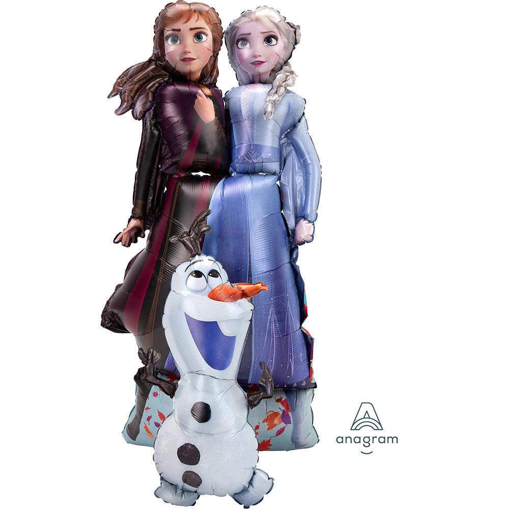 40392 アナと雪の女王2 エルサ アナ オラフ エアウォーカー