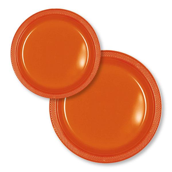 43030.05/43031.05 プレート(オレンジ ピール)
