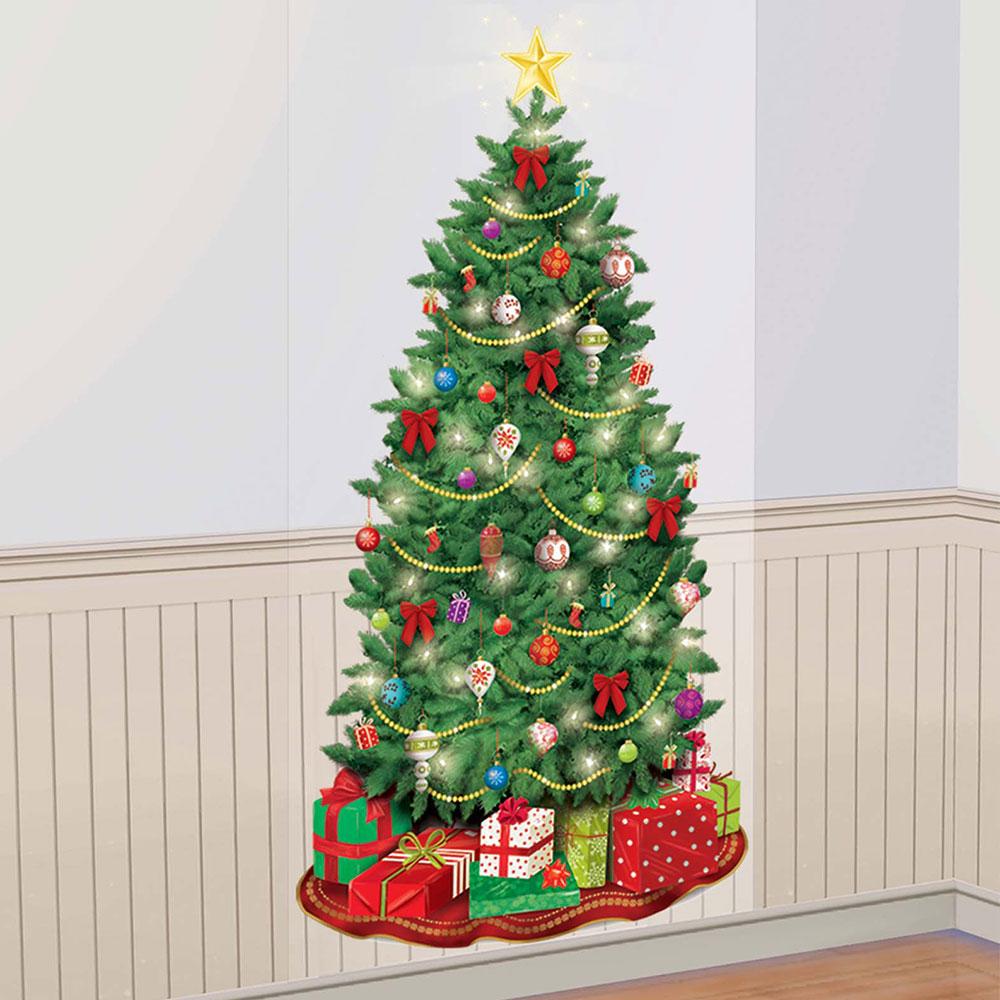 670228 クラシック クリスマスツリー シーンセッター