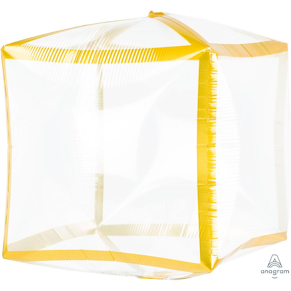 41079 ゴールド トリム Cubez