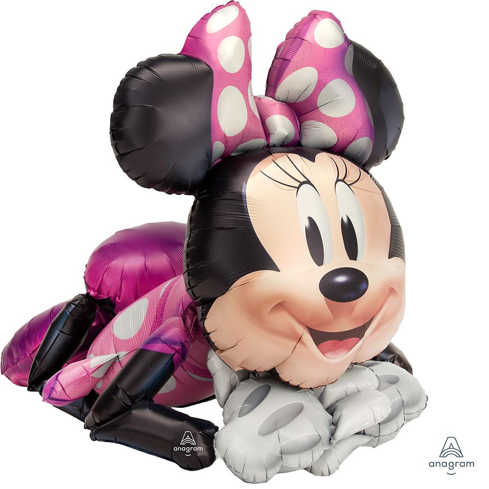 42024 ミニーマウス エアウォーカー