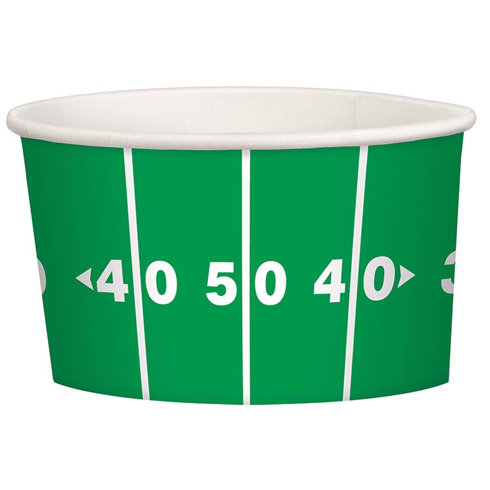 439736 フットボール トリートカップ 9.5オンス