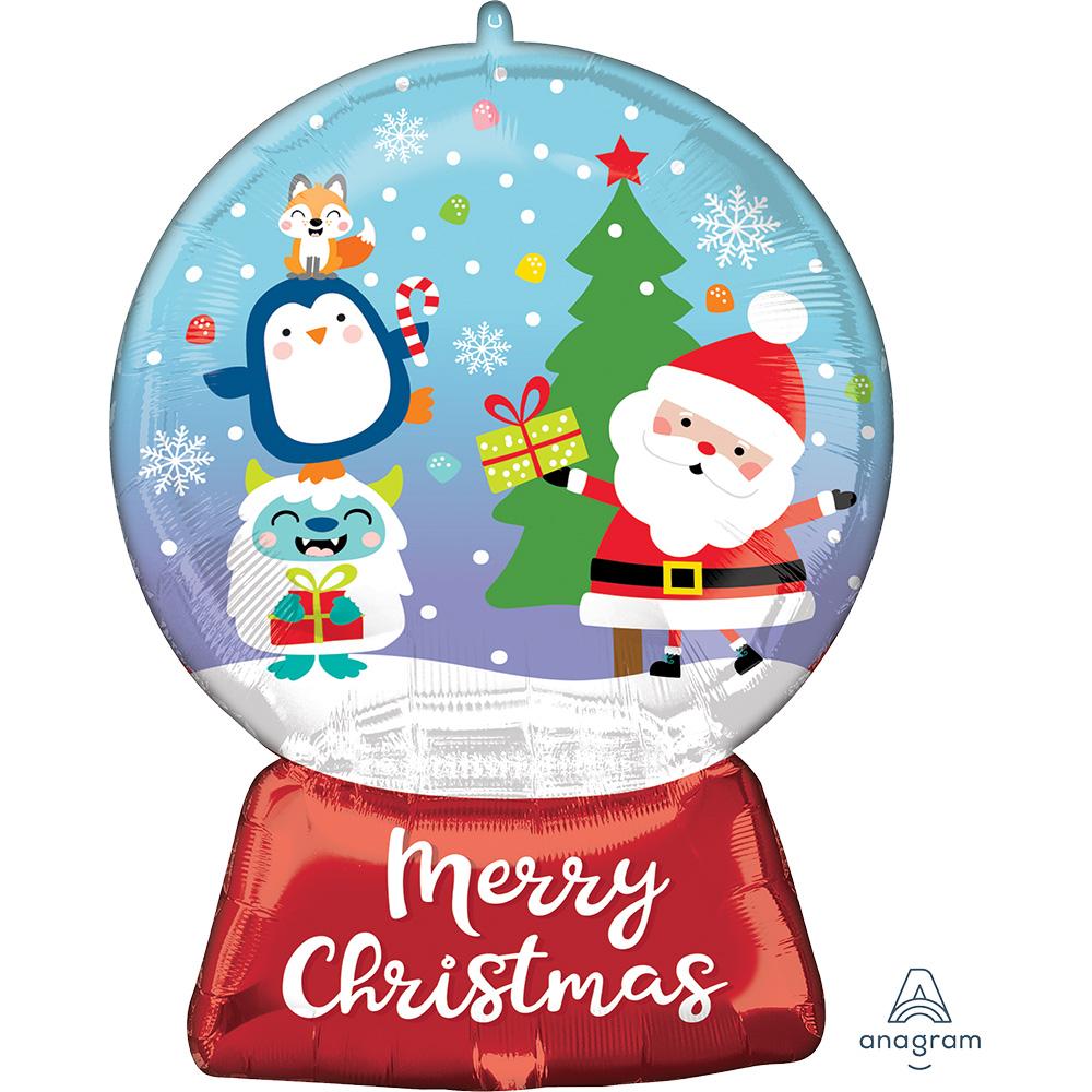 42043 クリスマス スノーグローブ