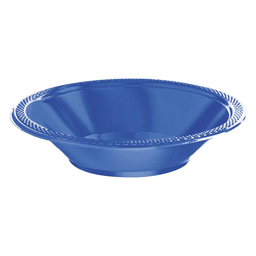 43034.22 プラスチック ボウル 12オンス(ブルー)