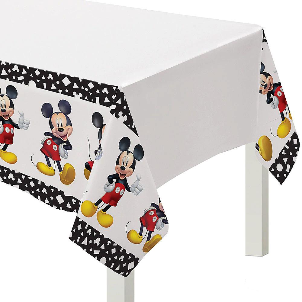 572480 テーブルカバー『ミッキーマウス フォーエバー』